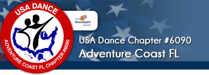 USA Dance Adventure Coast FL Chapter #6090